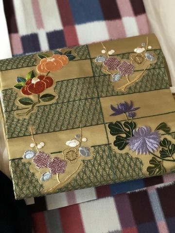 伝えて行きたい日本伝統の美《美知子お義母さんの日本刺繍》_a0157409_07185611.jpeg