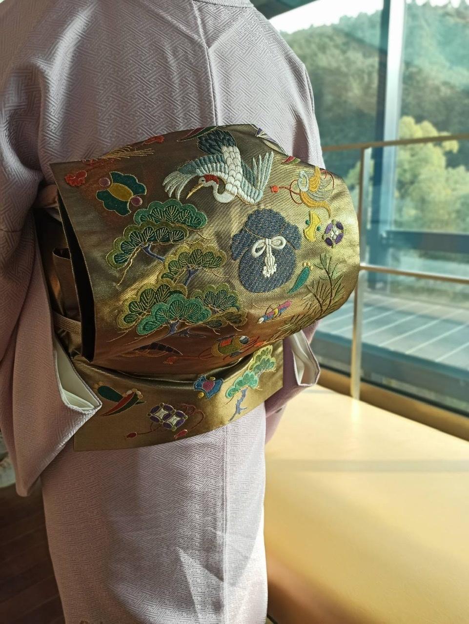 伝えて行きたい日本伝統の美《美知子お義母さんの日本刺繍》_a0157409_07221718.jpeg