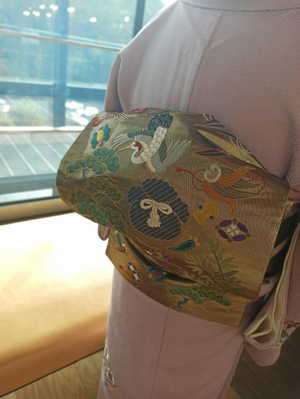 伝えて行きたい日本伝統の美《美知子お義母さんの日本刺繍》_a0157409_07230214.jpeg