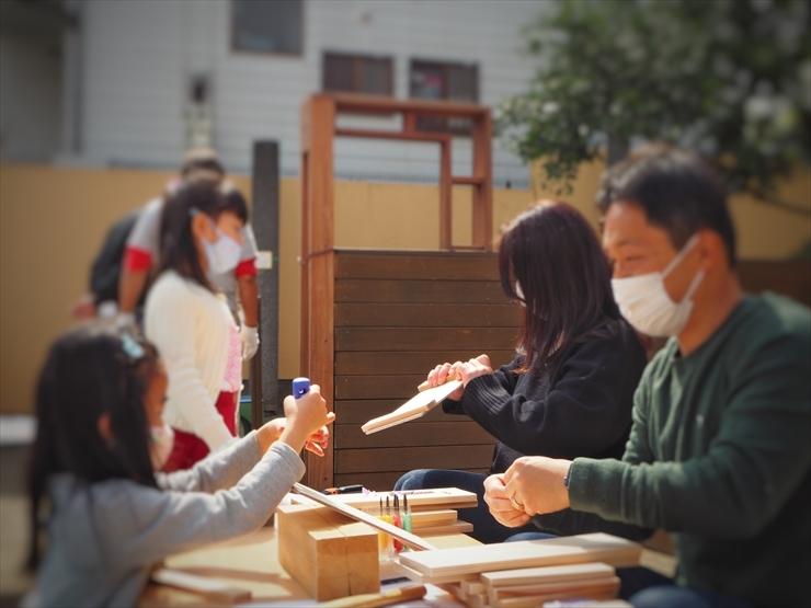木の幼稚園:卒園の想い出ワークショップ_f0207410_18574149.jpg