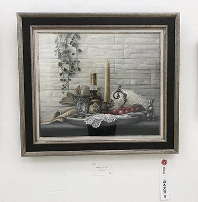 第17回 アートマスターズスクール展 レポート _b0107314_10410600.jpg
