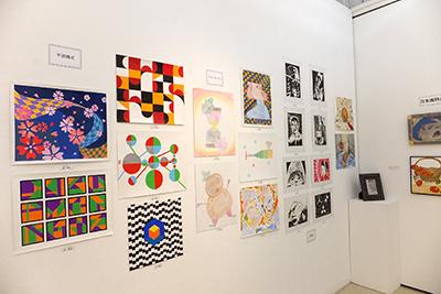 第17回 アートマスターズスクール展 レポート _b0107314_10492375.jpg