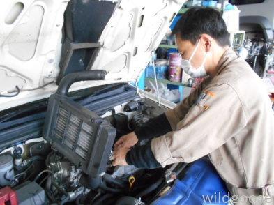 JB23Wジムニー エンジン不調修理中(๑ ́ᄇ`๑)_c0213517_15483771.jpg