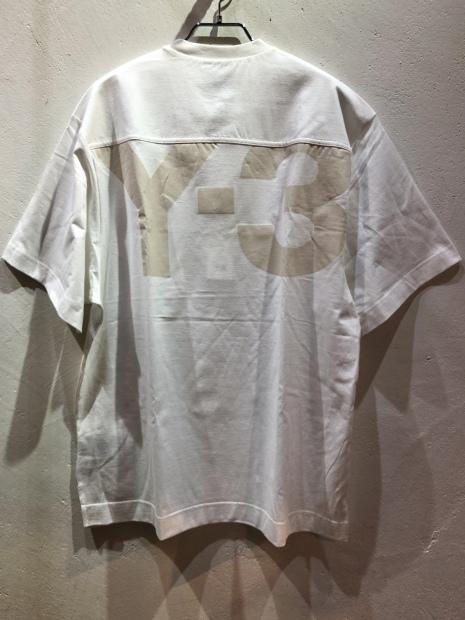 「Y-3 ワイスリー」クラシックペーパージャージTシャツ入荷です。_c0204280_16480711.jpg