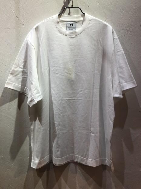 「Y-3 ワイスリー」クラシックペーパージャージTシャツ入荷です。_c0204280_16480887.jpg