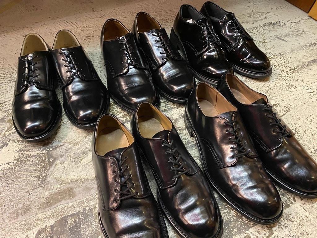 4月3日(土)マグネッツ大阪店スーペリア入荷日‼#1 Military編!!USN Servie Shoes,Chambray,OD Shirt&M-65 Field Pants!!_c0078587_13030411.jpg