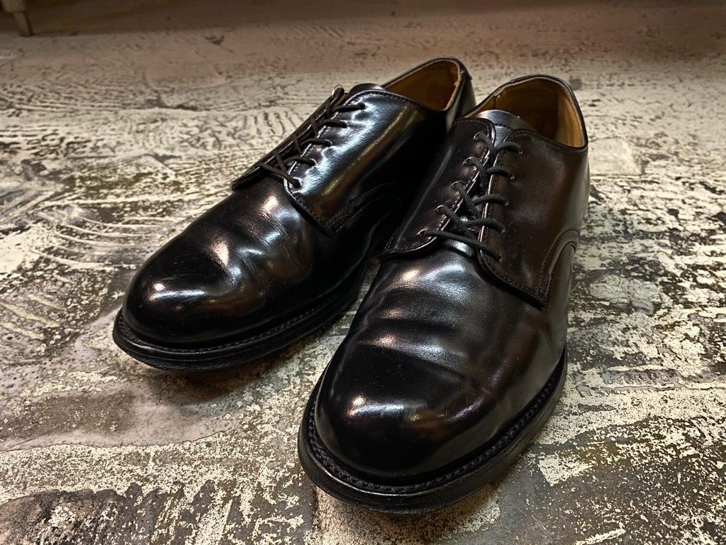 4月3日(土)マグネッツ大阪店スーペリア入荷日‼#1 Military編!!USN Servie Shoes,Chambray,OD Shirt&M-65 Field Pants!!_c0078587_13030938.jpg