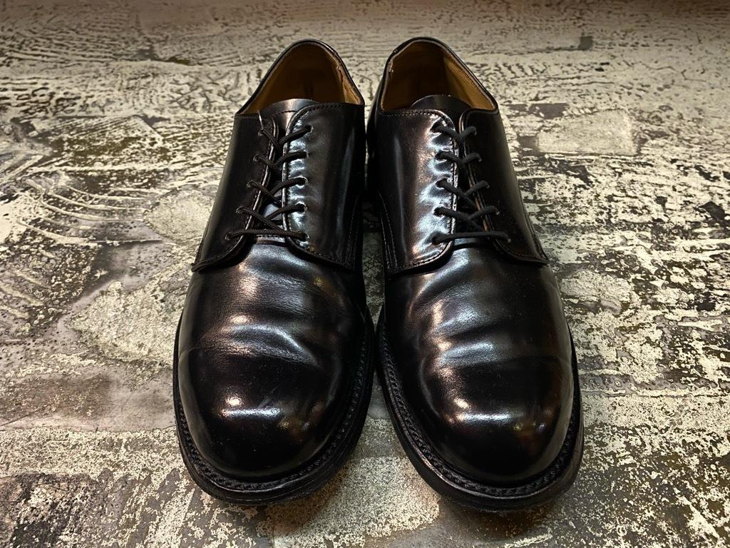 4月3日(土)マグネッツ大阪店スーペリア入荷日‼#1 Military編!!USN Servie Shoes,Chambray,OD Shirt&M-65 Field Pants!!_c0078587_13031127.jpg