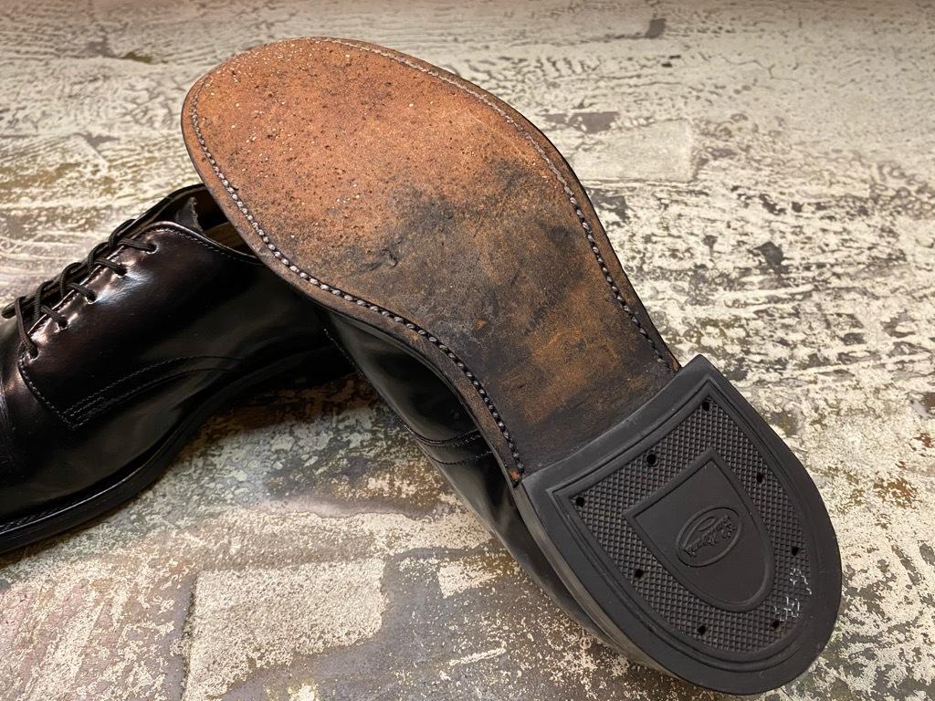 4月3日(土)マグネッツ大阪店スーペリア入荷日‼#1 Military編!!USN Servie Shoes,Chambray,OD Shirt&M-65 Field Pants!!_c0078587_13031842.jpg