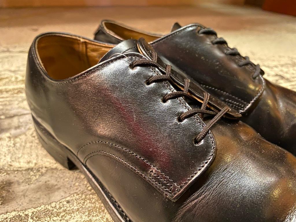 4月3日(土)マグネッツ大阪店スーペリア入荷日‼#1 Military編!!USN Servie Shoes,Chambray,OD Shirt&M-65 Field Pants!!_c0078587_13032342.jpg