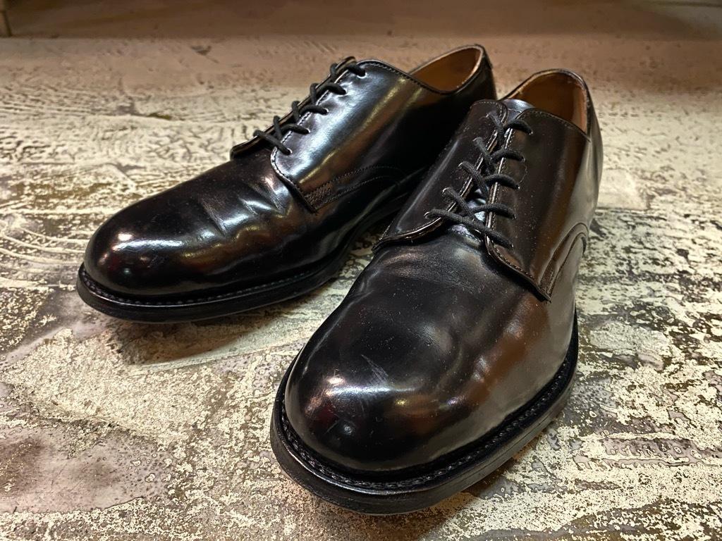 4月3日(土)マグネッツ大阪店スーペリア入荷日‼#1 Military編!!USN Servie Shoes,Chambray,OD Shirt&M-65 Field Pants!!_c0078587_13041202.jpg