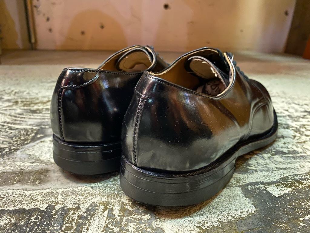 4月3日(土)マグネッツ大阪店スーペリア入荷日‼#1 Military編!!USN Servie Shoes,Chambray,OD Shirt&M-65 Field Pants!!_c0078587_13041839.jpg