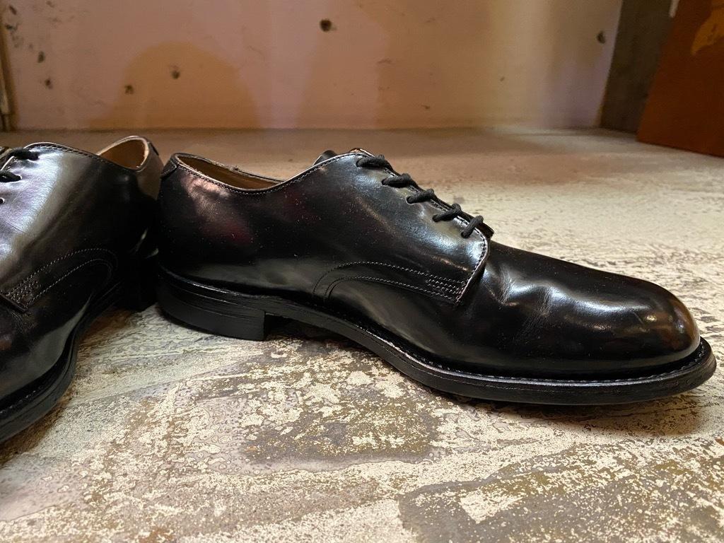 4月3日(土)マグネッツ大阪店スーペリア入荷日‼#1 Military編!!USN Servie Shoes,Chambray,OD Shirt&M-65 Field Pants!!_c0078587_13041959.jpg