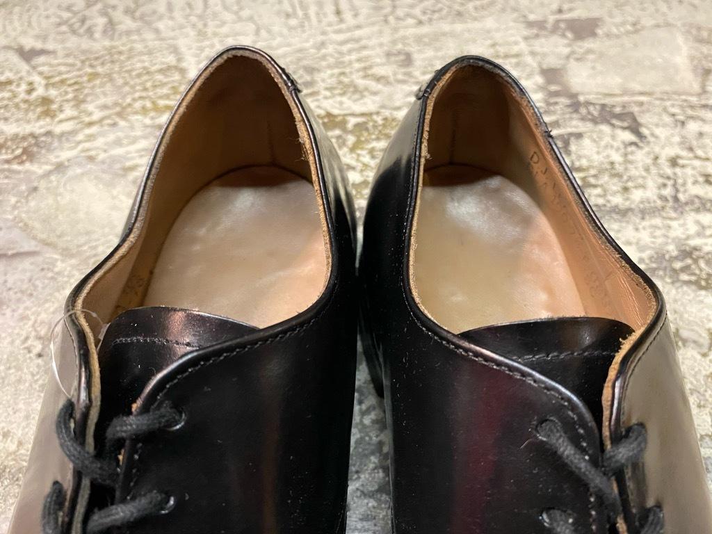 4月3日(土)マグネッツ大阪店スーペリア入荷日‼#1 Military編!!USN Servie Shoes,Chambray,OD Shirt&M-65 Field Pants!!_c0078587_13042927.jpg