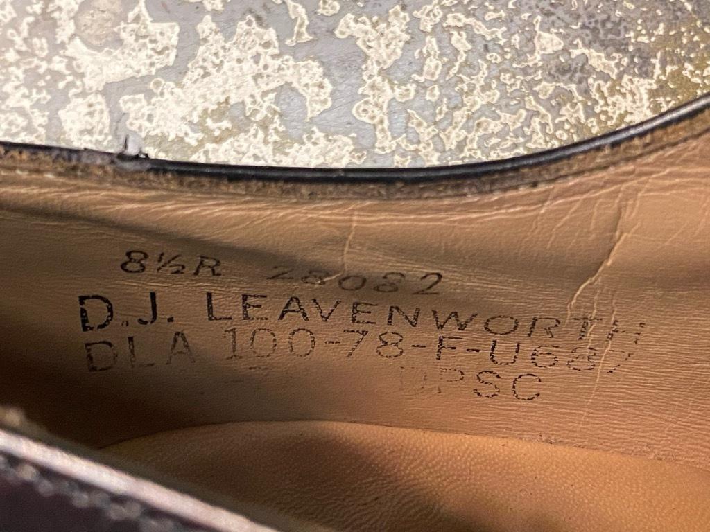 4月3日(土)マグネッツ大阪店スーペリア入荷日‼#1 Military編!!USN Servie Shoes,Chambray,OD Shirt&M-65 Field Pants!!_c0078587_13043129.jpg
