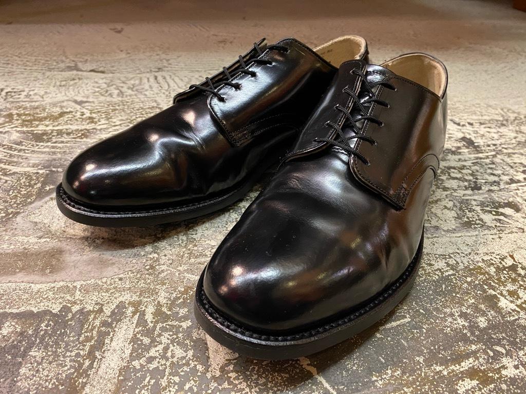 4月3日(土)マグネッツ大阪店スーペリア入荷日‼#1 Military編!!USN Servie Shoes,Chambray,OD Shirt&M-65 Field Pants!!_c0078587_13050908.jpg