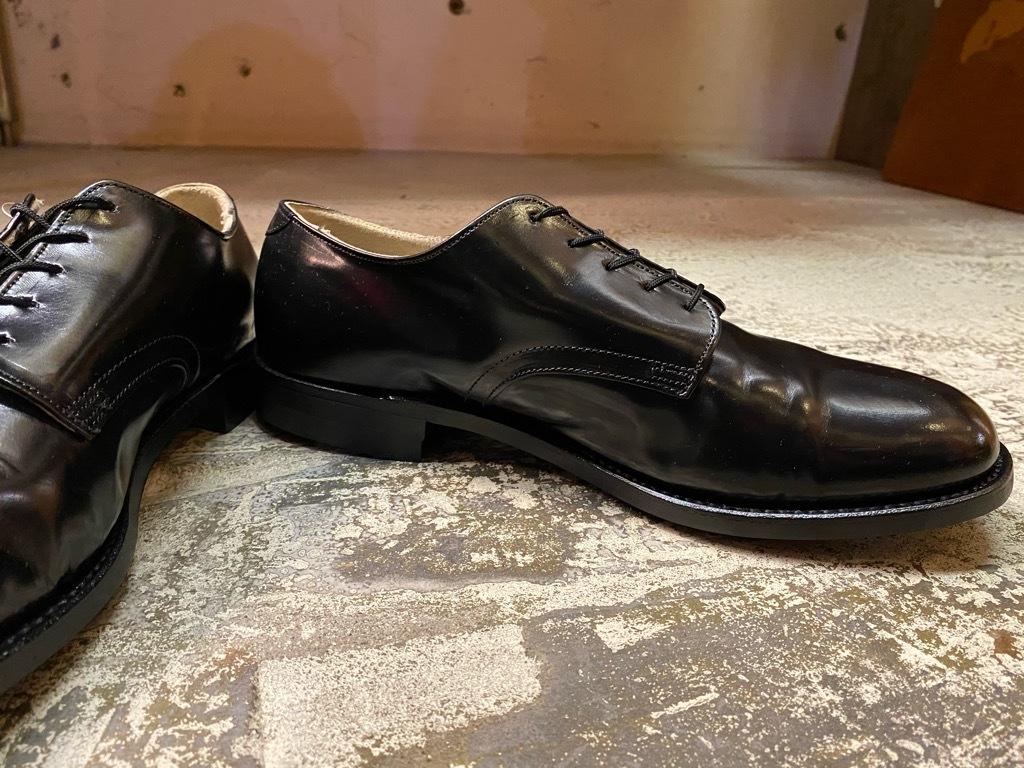 4月3日(土)マグネッツ大阪店スーペリア入荷日‼#1 Military編!!USN Servie Shoes,Chambray,OD Shirt&M-65 Field Pants!!_c0078587_13063982.jpg