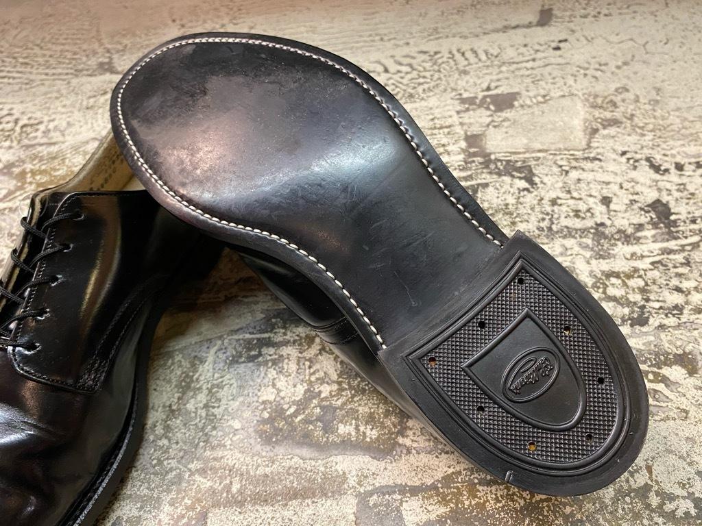 4月3日(土)マグネッツ大阪店スーペリア入荷日‼#1 Military編!!USN Servie Shoes,Chambray,OD Shirt&M-65 Field Pants!!_c0078587_13064190.jpg