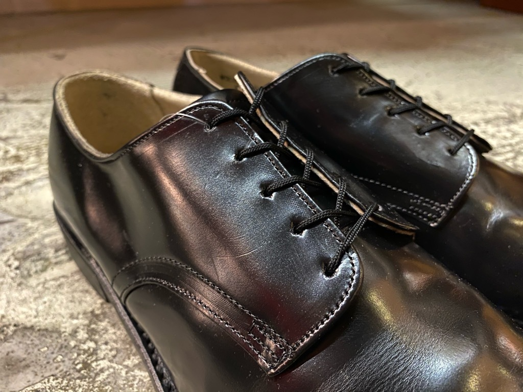 4月3日(土)マグネッツ大阪店スーペリア入荷日‼#1 Military編!!USN Servie Shoes,Chambray,OD Shirt&M-65 Field Pants!!_c0078587_13064693.jpg