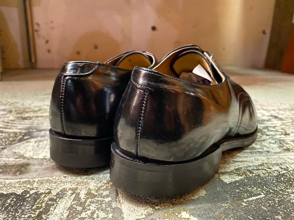 4月3日(土)マグネッツ大阪店スーペリア入荷日‼#1 Military編!!USN Servie Shoes,Chambray,OD Shirt&M-65 Field Pants!!_c0078587_13072352.jpg