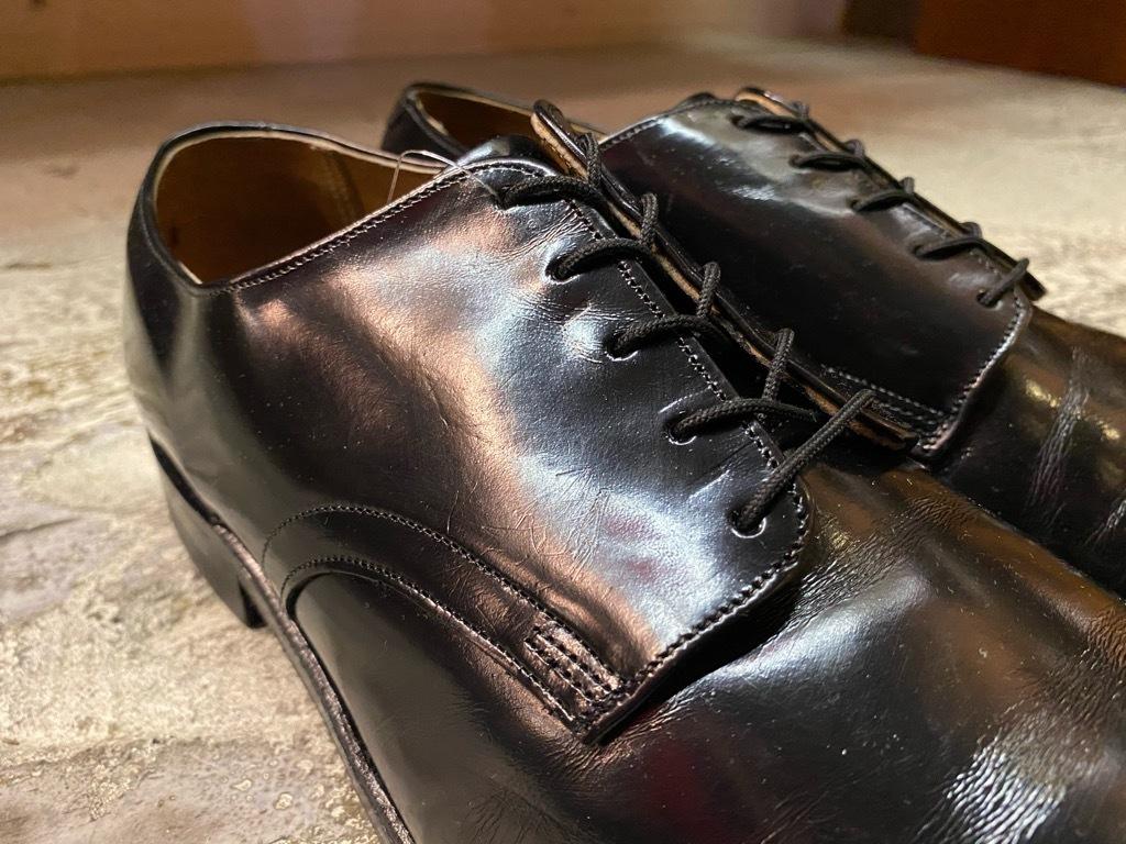 4月3日(土)マグネッツ大阪店スーペリア入荷日‼#1 Military編!!USN Servie Shoes,Chambray,OD Shirt&M-65 Field Pants!!_c0078587_13073257.jpg