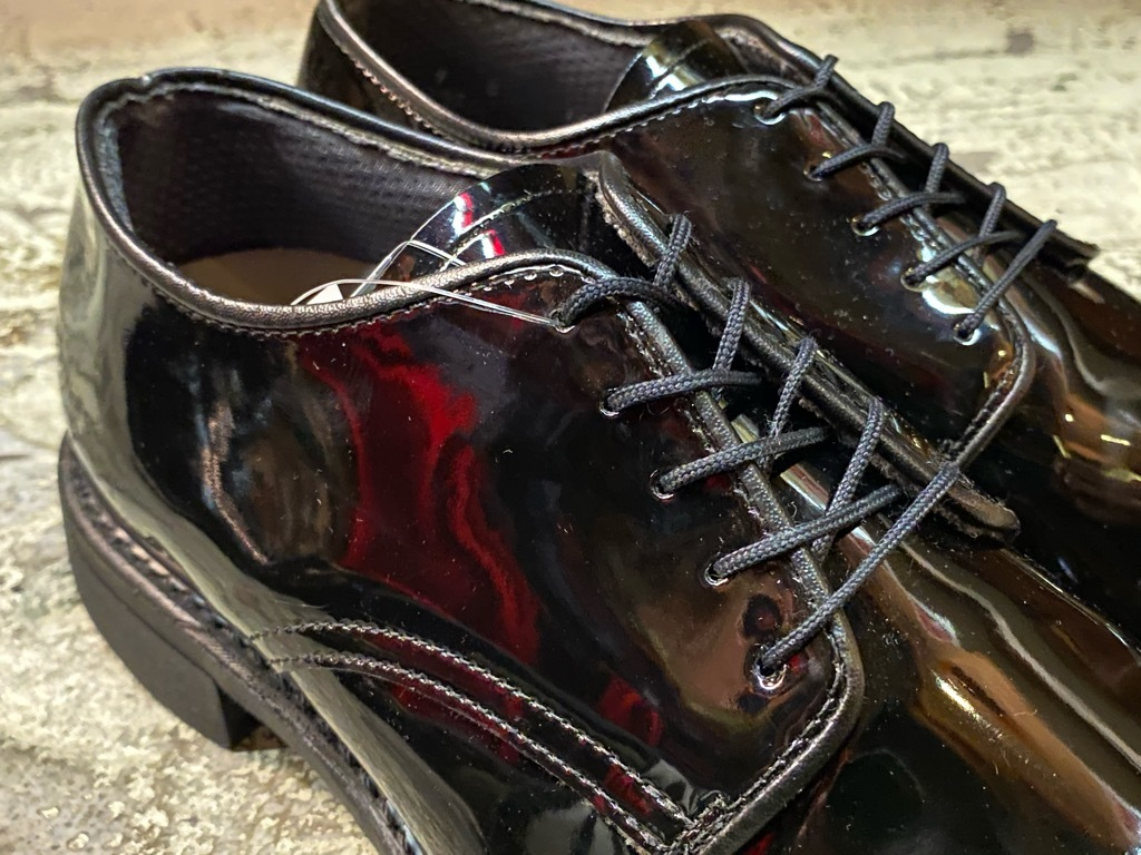 4月3日(土)マグネッツ大阪店スーペリア入荷日‼#1 Military編!!USN Servie Shoes,Chambray,OD Shirt&M-65 Field Pants!!_c0078587_13082136.jpg