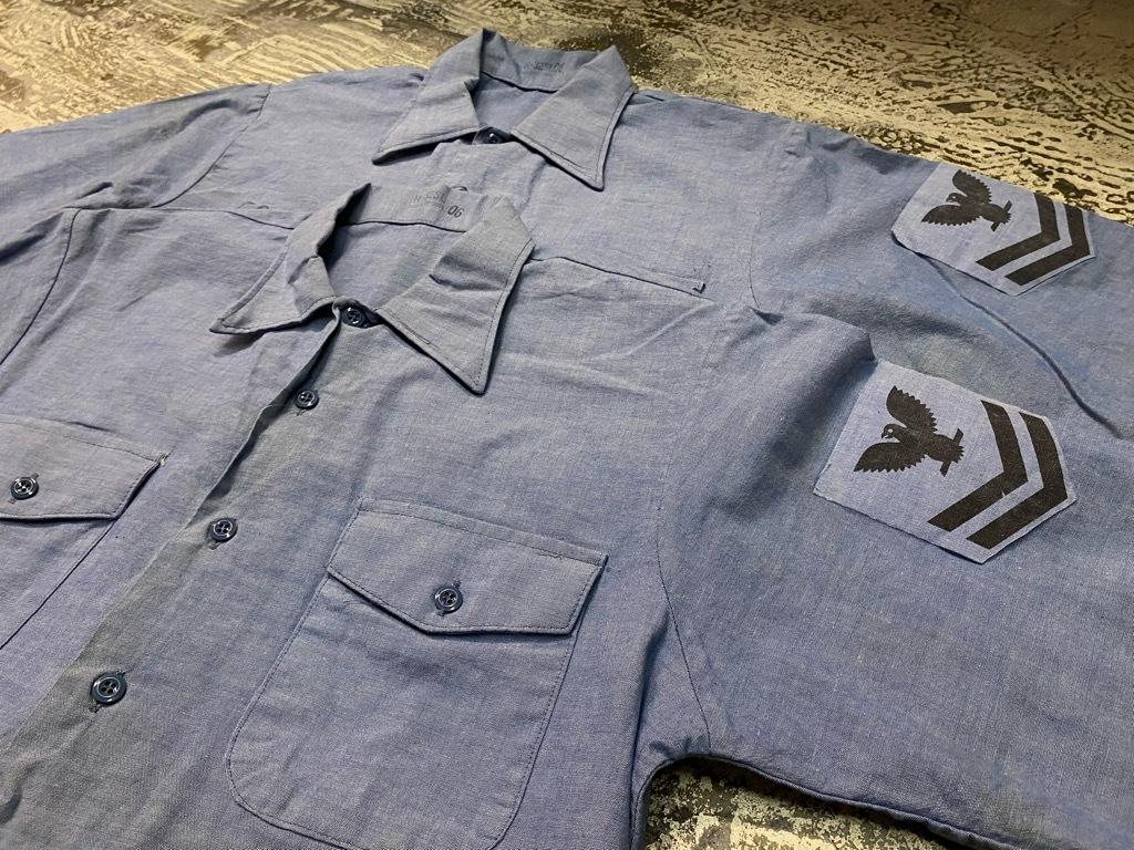 4月3日(土)マグネッツ大阪店スーペリア入荷日‼#1 Military編!!USN Servie Shoes,Chambray,OD Shirt&M-65 Field Pants!!_c0078587_13085776.jpg