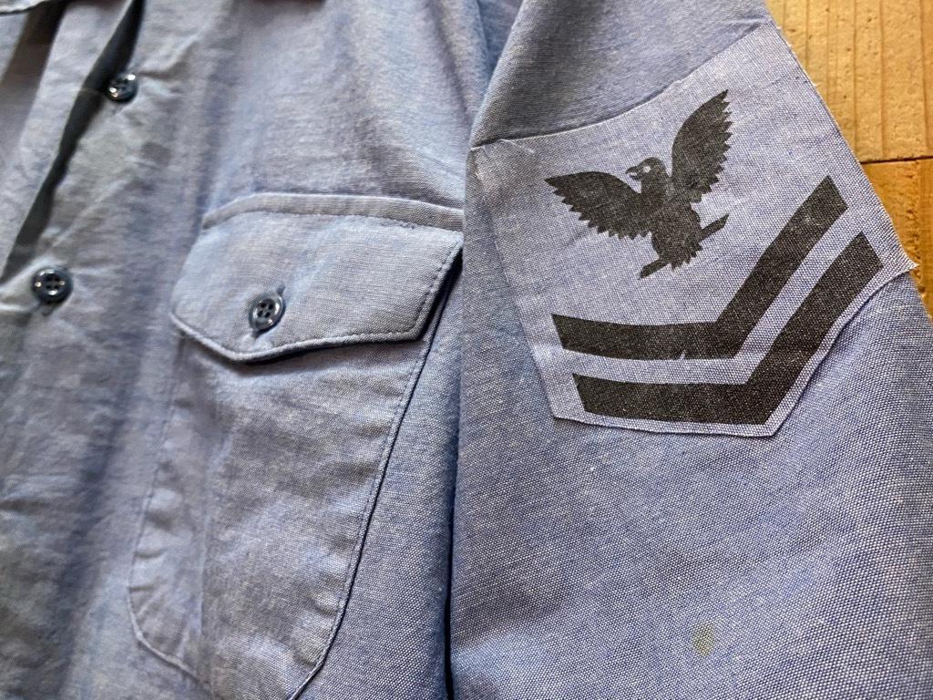 4月3日(土)マグネッツ大阪店スーペリア入荷日‼#1 Military編!!USN Servie Shoes,Chambray,OD Shirt&M-65 Field Pants!!_c0078587_13090415.jpg