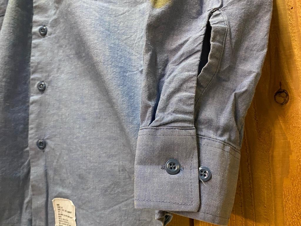 4月3日(土)マグネッツ大阪店スーペリア入荷日‼#1 Military編!!USN Servie Shoes,Chambray,OD Shirt&M-65 Field Pants!!_c0078587_13095584.jpg