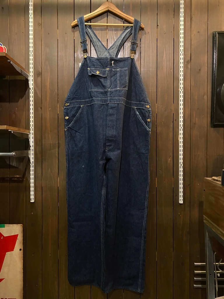 マグネッツ神戸店 3/31(水)Vintage入荷! #4 Vintage OverAll !!!_c0078587_14202658.jpg