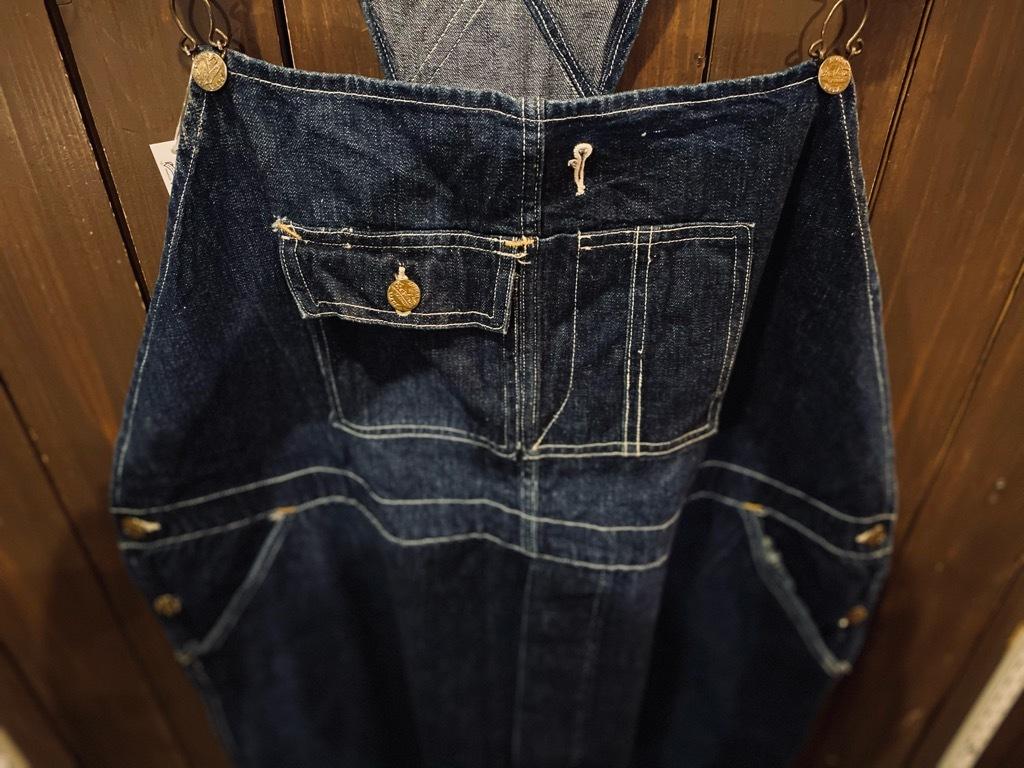 マグネッツ神戸店 3/31(水)Vintage入荷! #4 Vintage OverAll !!!_c0078587_14202751.jpg