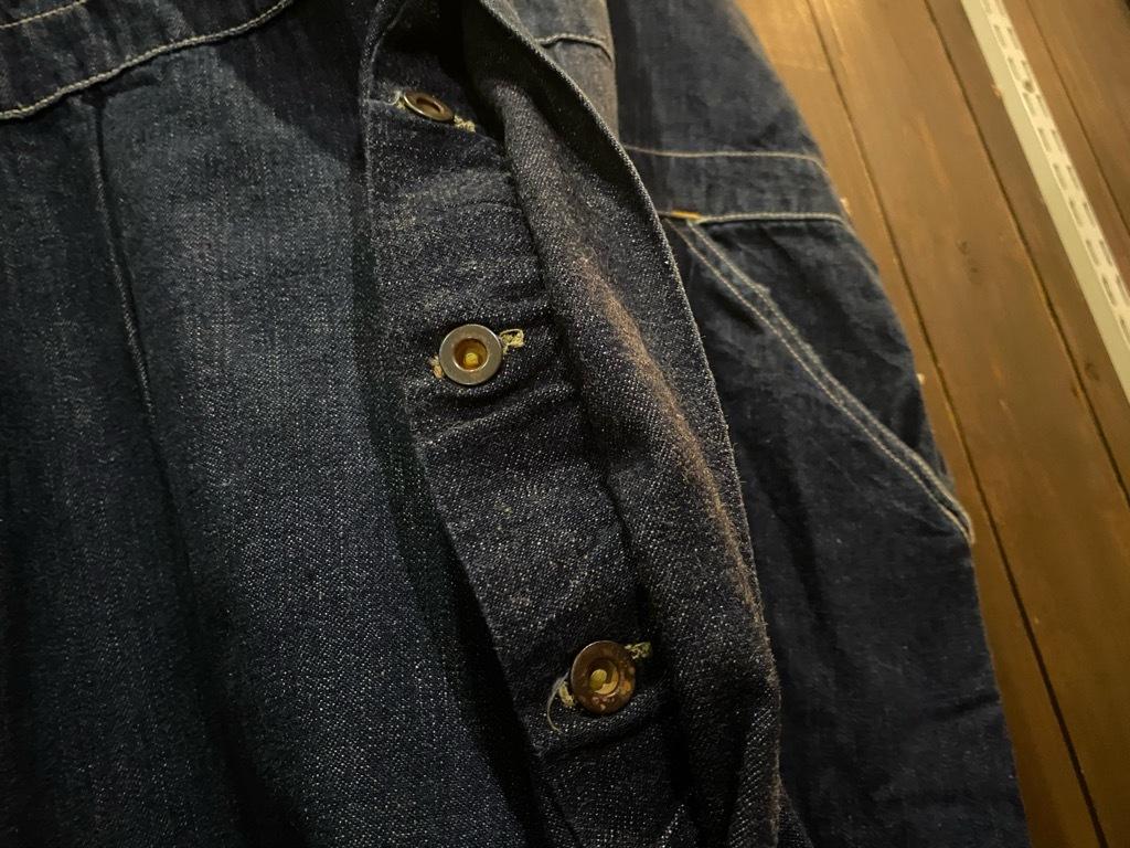 マグネッツ神戸店 3/31(水)Vintage入荷! #4 Vintage OverAll !!!_c0078587_14232101.jpg