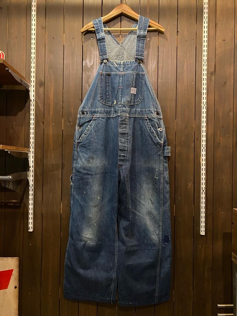 マグネッツ神戸店 3/31(水)Vintage入荷! #4 Vintage OverAll !!!_c0078587_14241512.jpg