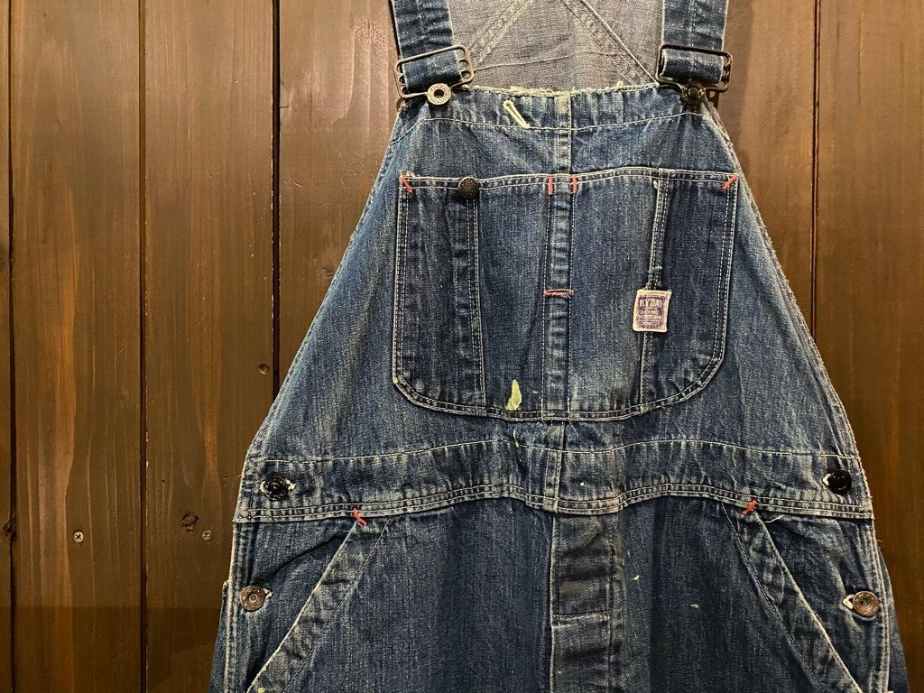 マグネッツ神戸店 3/31(水)Vintage入荷! #4 Vintage OverAll !!!_c0078587_14241624.jpg