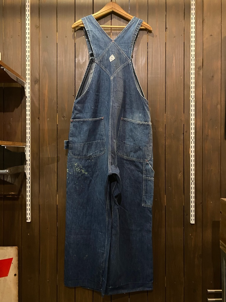 マグネッツ神戸店 3/31(水)Vintage入荷! #4 Vintage OverAll !!!_c0078587_14253817.jpg