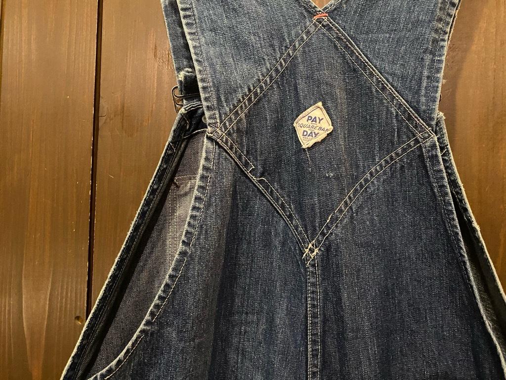 マグネッツ神戸店 3/31(水)Vintage入荷! #4 Vintage OverAll !!!_c0078587_14253884.jpg