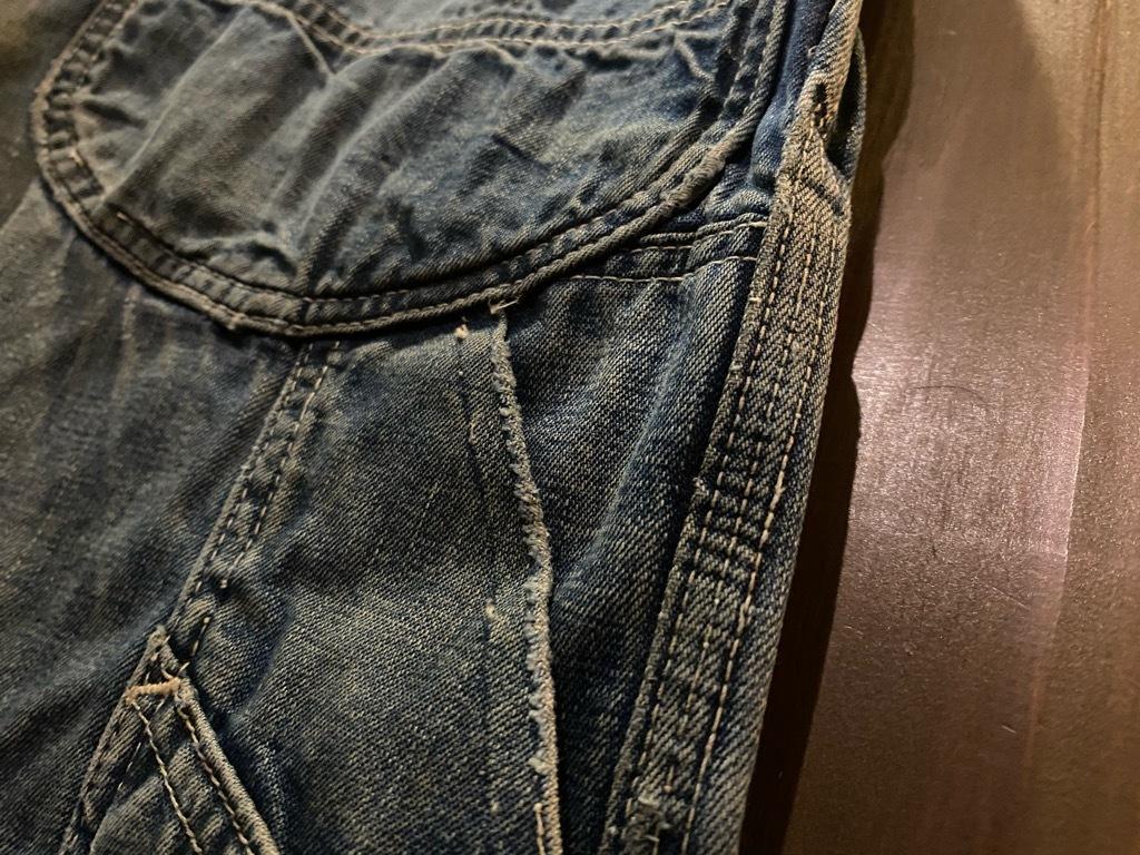 マグネッツ神戸店 3/31(水)Vintage入荷! #4 Vintage OverAll !!!_c0078587_14284527.jpg