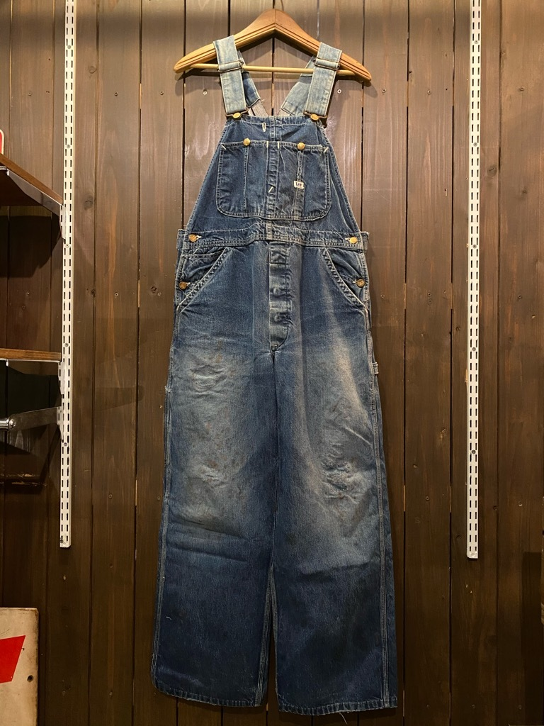 マグネッツ神戸店 3/31(水)Vintage入荷! #4 Vintage OverAll !!!_c0078587_14334688.jpg