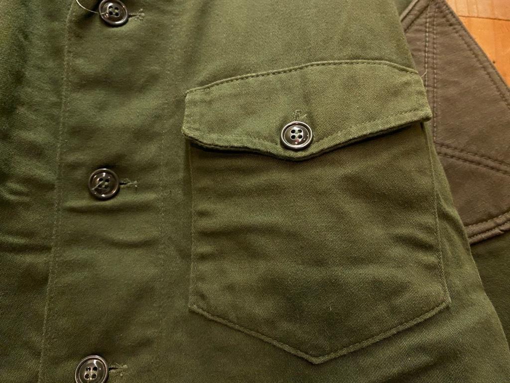 4月3日(土)マグネッツ大阪店スーペリア入荷日‼#1 Military編!!USN Servie Shoes,Chambray,OD Shirt&M-65 Field Pants!!_c0078587_14345844.jpg