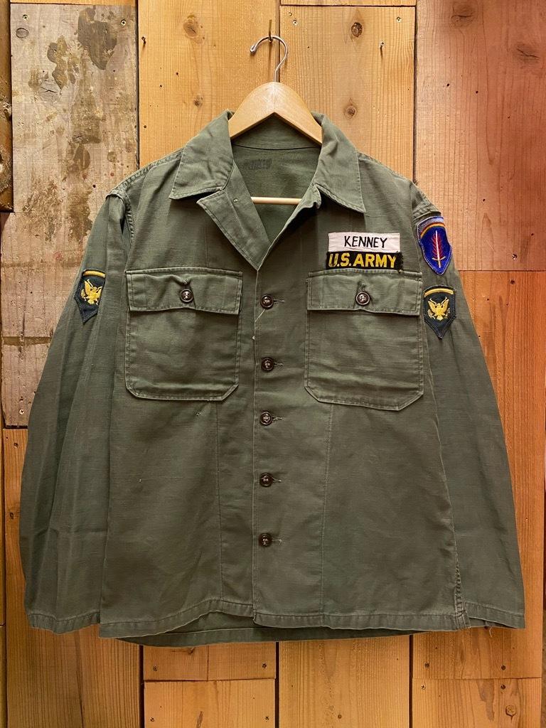 4月3日(土)マグネッツ大阪店スーペリア入荷日‼#1 Military編!!USN Servie Shoes,Chambray,OD Shirt&M-65 Field Pants!!_c0078587_14364759.jpg