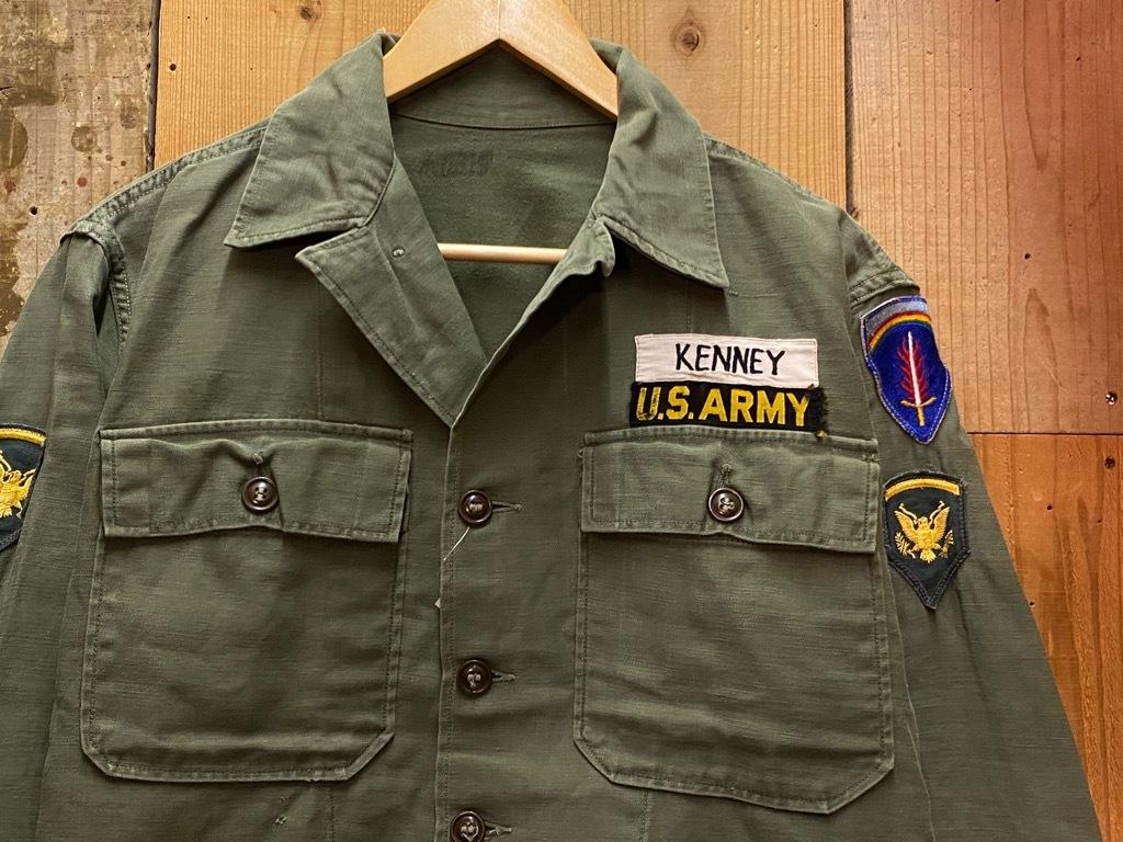 4月3日(土)マグネッツ大阪店スーペリア入荷日‼#1 Military編!!USN Servie Shoes,Chambray,OD Shirt&M-65 Field Pants!!_c0078587_14364874.jpg