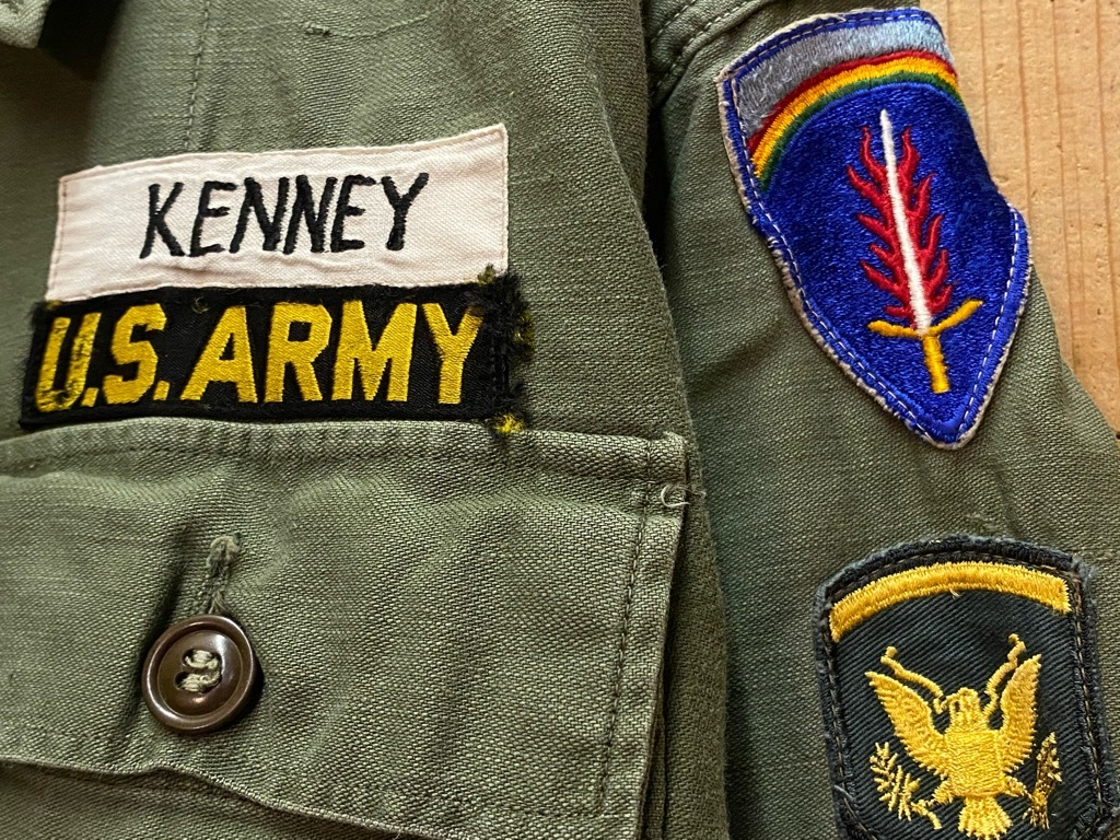 4月3日(土)マグネッツ大阪店スーペリア入荷日‼#1 Military編!!USN Servie Shoes,Chambray,OD Shirt&M-65 Field Pants!!_c0078587_14365047.jpg