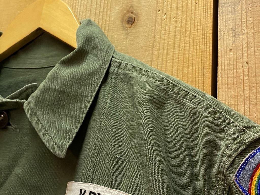 4月3日(土)マグネッツ大阪店スーペリア入荷日‼#1 Military編!!USN Servie Shoes,Chambray,OD Shirt&M-65 Field Pants!!_c0078587_14365276.jpg