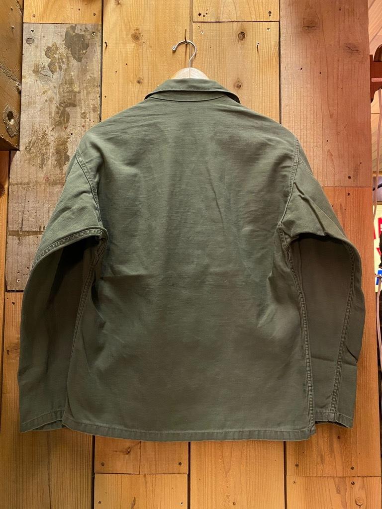 4月3日(土)マグネッツ大阪店スーペリア入荷日‼#1 Military編!!USN Servie Shoes,Chambray,OD Shirt&M-65 Field Pants!!_c0078587_14365959.jpg
