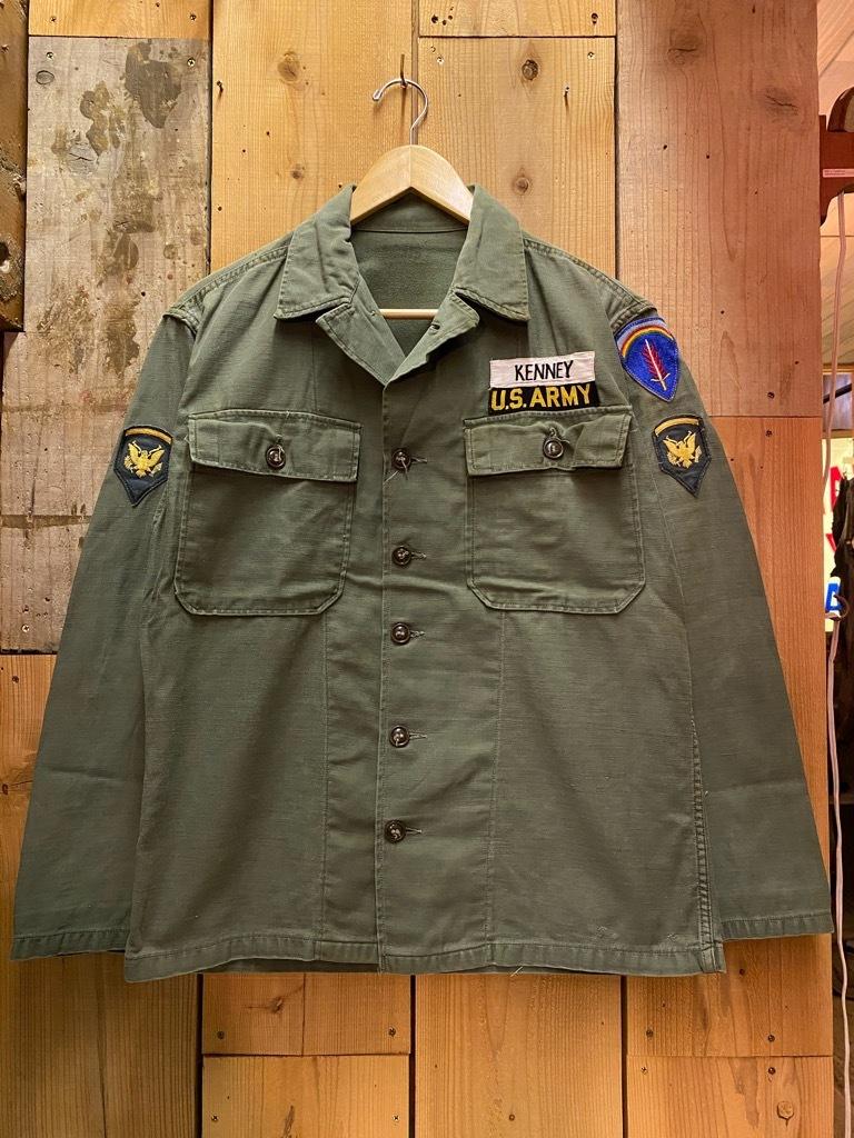 4月3日(土)マグネッツ大阪店スーペリア入荷日‼#1 Military編!!USN Servie Shoes,Chambray,OD Shirt&M-65 Field Pants!!_c0078587_14370000.jpg