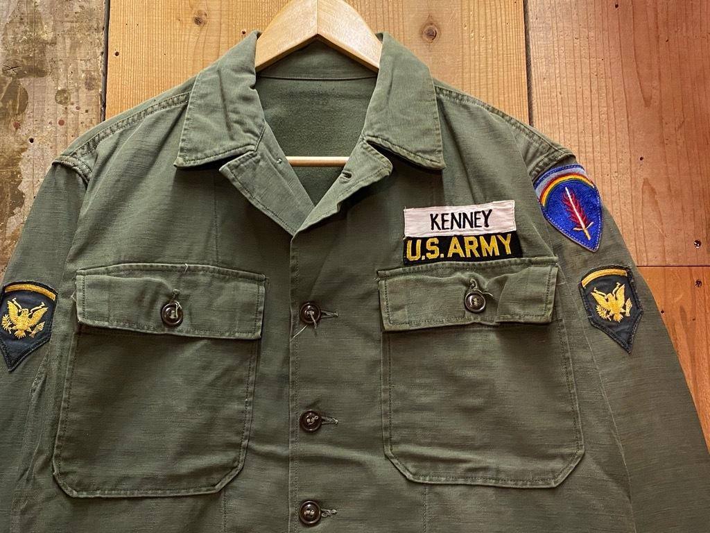 4月3日(土)マグネッツ大阪店スーペリア入荷日‼#1 Military編!!USN Servie Shoes,Chambray,OD Shirt&M-65 Field Pants!!_c0078587_14370299.jpg