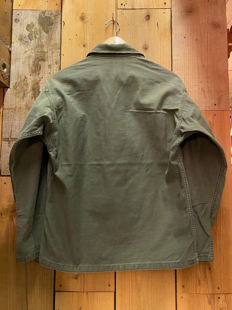 4月3日(土)マグネッツ大阪店スーペリア入荷日‼#1 Military編!!USN Servie Shoes,Chambray,OD Shirt&M-65 Field Pants!!_c0078587_14370408.jpg