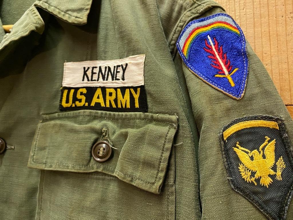 4月3日(土)マグネッツ大阪店スーペリア入荷日‼#1 Military編!!USN Servie Shoes,Chambray,OD Shirt&M-65 Field Pants!!_c0078587_14370631.jpg