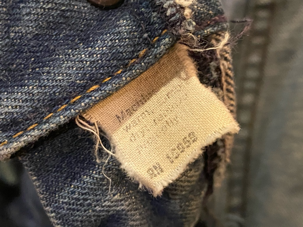 マグネッツ神戸店 3/31(水)Vintage入荷! #5 5Pocket Jeans +Sneaker!!!_c0078587_15064880.jpg