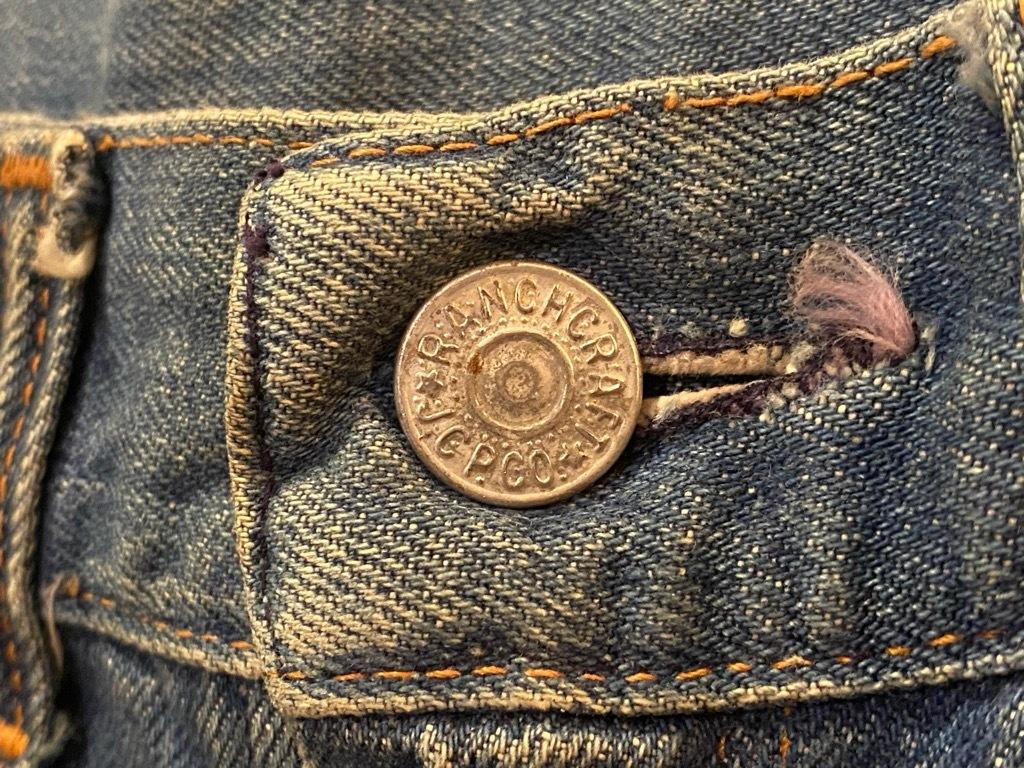 マグネッツ神戸店 3/31(水)Vintage入荷! #5 5Pocket Jeans +Sneaker!!!_c0078587_15071875.jpg